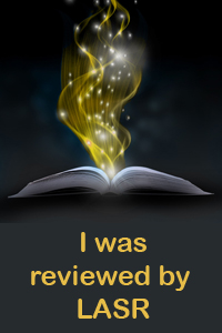 I was reviewed by LASR badge