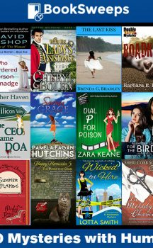 Free Book Contest for Readers of Murder Mysteries
