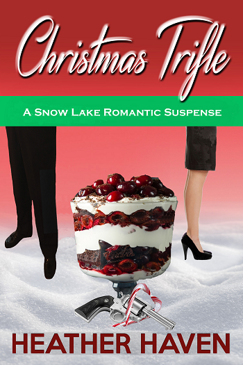 Christmas Trifle mystery book cover