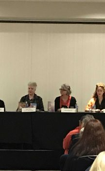Why I Love Going to Writers Conferences…